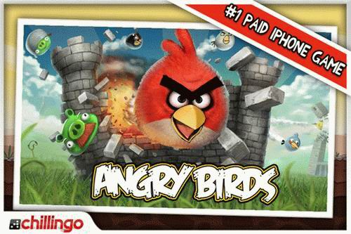 Angry Birds - 憤怒的小鳥
