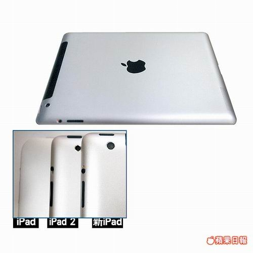 新 iPad